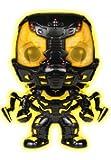 Funko POP Movies: Ant-Man Glow in The Dark Yellow Jacket Action Figure [Amazon Exclusive]