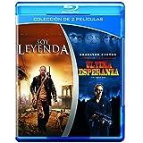 Paquete: Soy Leyenda + La Ultima Esperanza [Blu-ray]