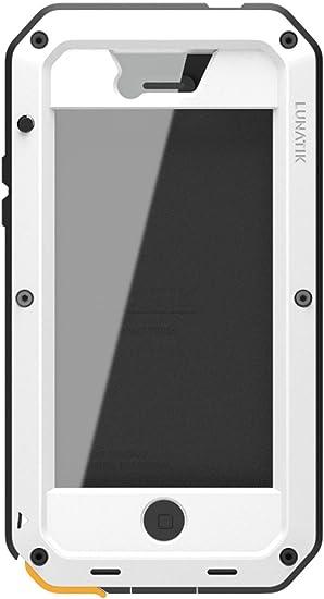 Lunatik iPhone 5/5S Taktik Extreme Case, White: Amazon.ca: Cell ...
