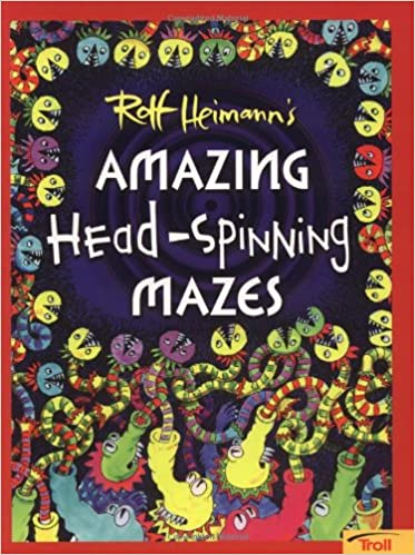 Amazing Head-Spinning Mazes
