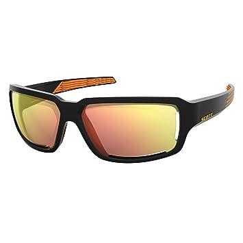 Scott Obsess ACS Sport Sonnenbrille grün/gelb/grün chrome 4SML7zMt