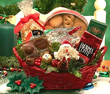 Amazon.com : Organic Stores Gift Baskets Holiday Gift Basket ...
