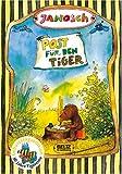 Post für den Tiger: Die Geschichte, wie der kleine Bär und der kleine Tiger die Briefpost, die Luftpost und das Telefon erfinden.