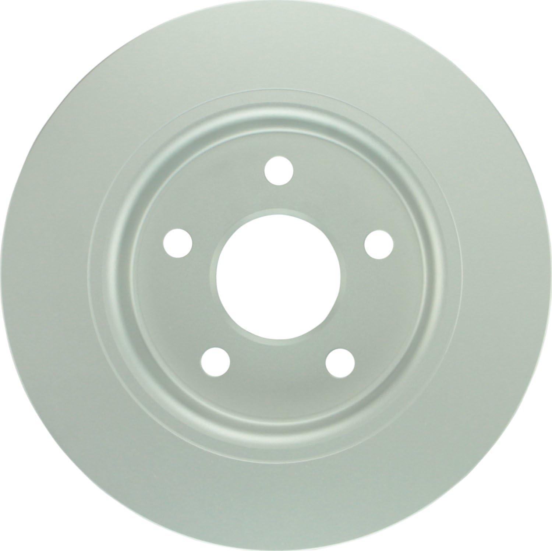 Bosch 20011532 QuietCast Premium Disc Brake Rotor For 2012-2016 Ford Focus; Rear
