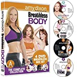 Amy Dixon - BREATHLESS BODY - The Collection (4 DVD BoxSet)