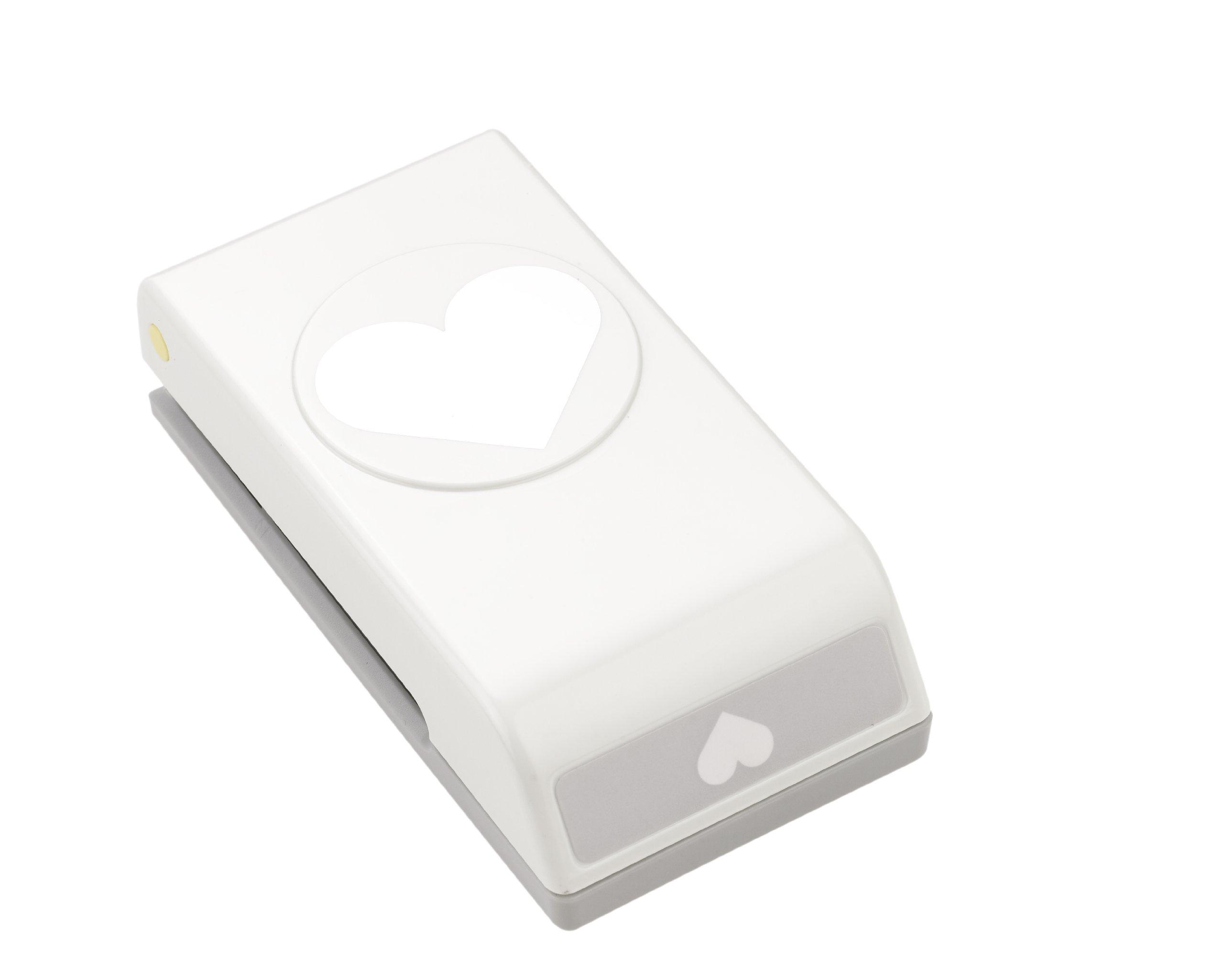 EK Tools 54-31011 Classic Heart Punch, Perforadoraes de 1...