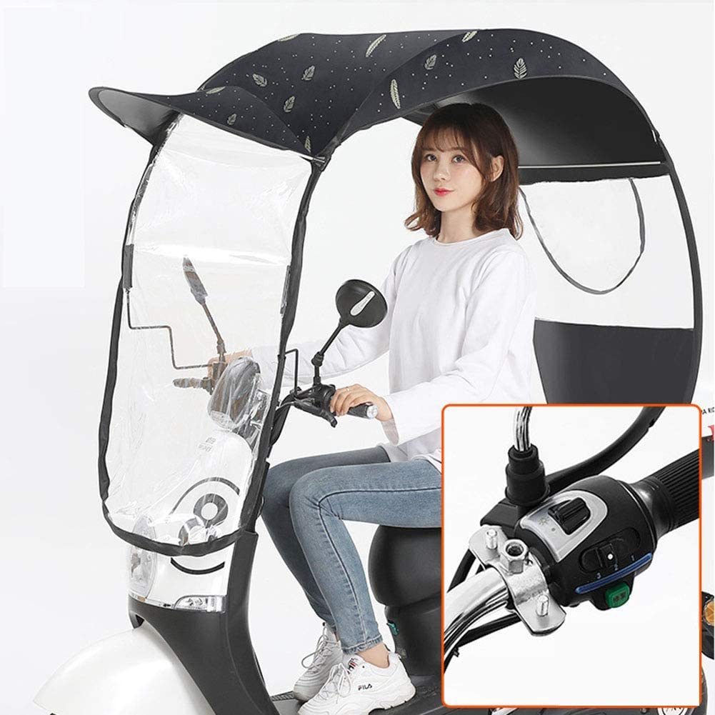 Fantasyworld Car Windscreen Umbrella Cover Casual Folding Front Rear Sun Shade Reflective Block Car Sunshade Umbrella