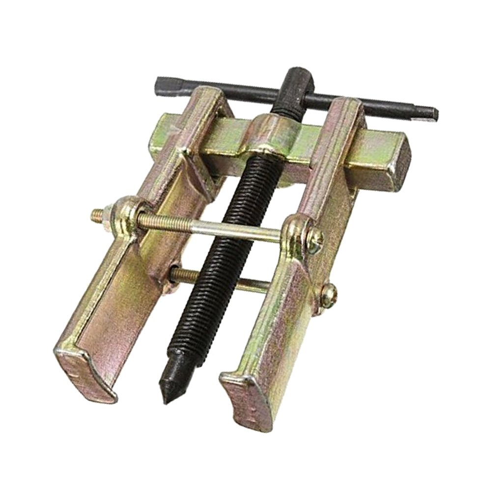 Homyl 3 4 6 8 Gear Puller Two Jaw 2 Arm Gear Puller Remover Bearing Disassemble Tool 100mm