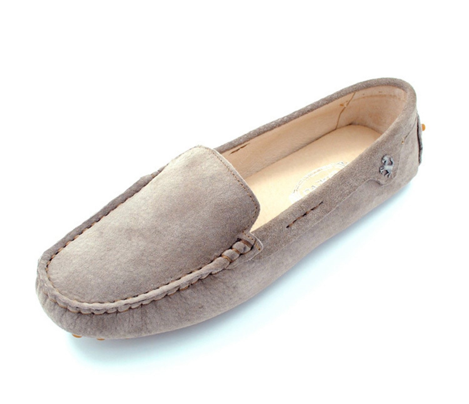 Minitoo , Minitoo Ballet Grey femme Khaki , Grey be8a36f - conorscully.space