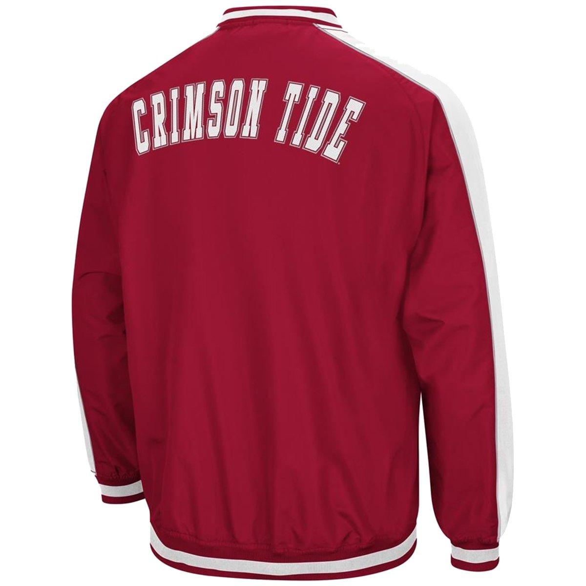 13cdd2fb8494f Amazon.com  Colosseum Alabama Crimson Tide Bama Men s Windbreaker Jacket   Clothing