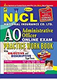 NICL (National Insurance Coperation Limited) (AO) Administrative Officer Online Exam Practice Work Book