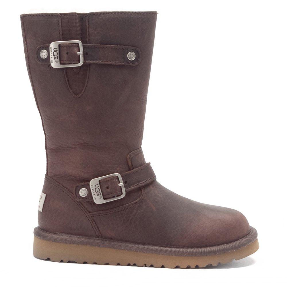 UGG® Kensington Mädchen Stiefel Braun: : Schuhe