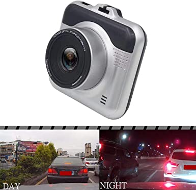 1080P Swing Lens HD Dash Cam Video Recorder Car Camera Vehicle DVR LCD NEW