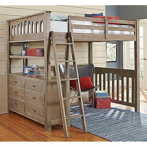 Nice Full Loft Bed