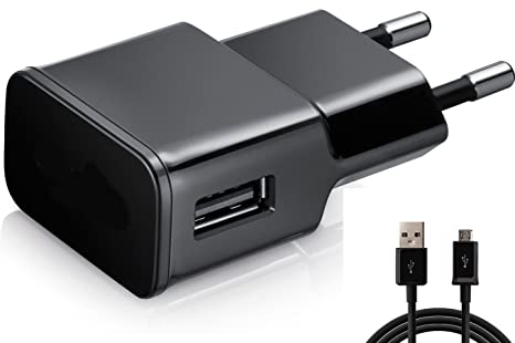 Little Boutique - Cargador de Pared y Cable Micro USB para ...