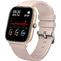 KOSCHEAL Smartwatch Impermeable Reloj Inteligente Deportivo, Pulsera Inteligente con Más de 20 Opciones de Estilo de…