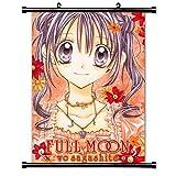 Full Moon wo Sagashite Anime Fabric Wall Scroll Poster (16 x 23) Inches