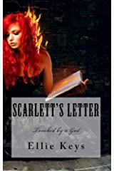 Scarlett's Letter (Touched by a god series Book 1) Kindle Edition