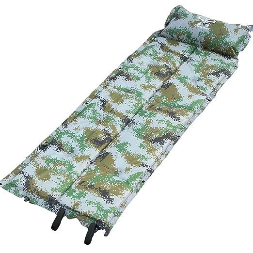Almohada almohadilla para dormir portátil, con almohadas se ...