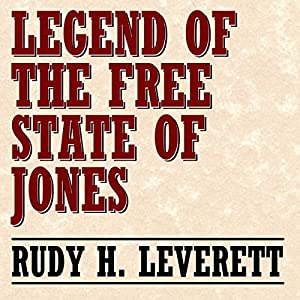 Legend of the Free State of Jones Audiobook