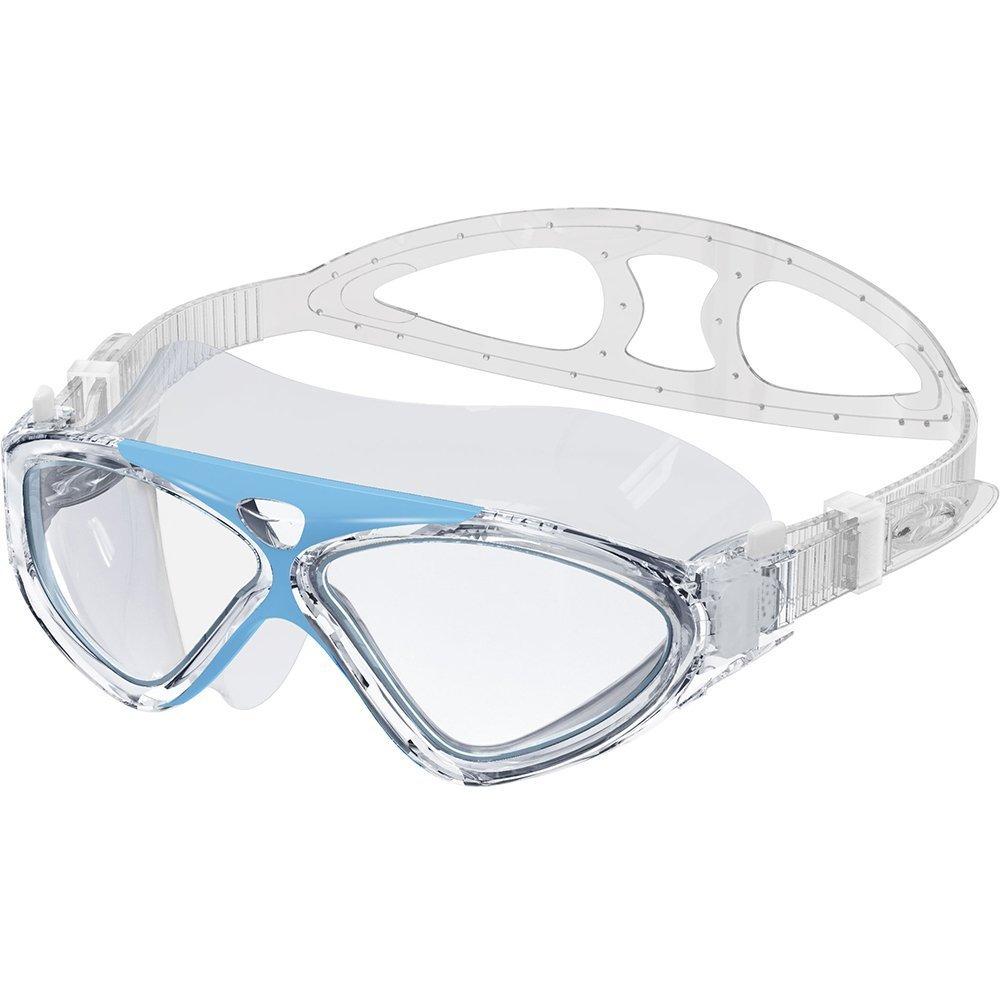 Acsox Gafas de natación gafas de natación para adultos profesional anti niebla sin fugas de protección UV Fácil de ajustar gafas de natación para mujeres y hombres product image