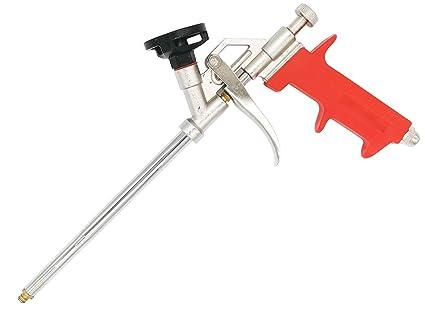Diseño Pistola de espuma de metal para la preparación de espuma de montaje 1 K PU
