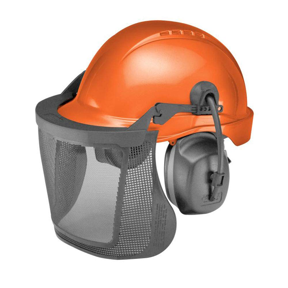 Elvex Proguard Logger System Combines Head, Face And Hearing Protection Vented - CU-60R-V