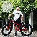 XIAOFEI-Top-Bici-26-Pollici-MTB-Motociclo-Ruota-GrassaFat-BikePneumatico-Grasso-Mountain-Bike-Beach-Cruiser-Pneumatico-Grasso-Bici-Grande-Pneumatico-Bicicletta-21-velocitNero24IN