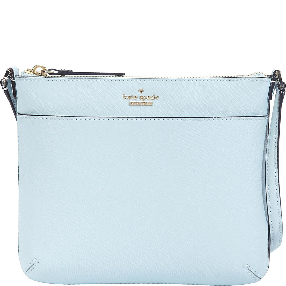 Kate Spade New York Women's Cameron Street Tenley Shimmer Blue One Size by Kate Spade New York