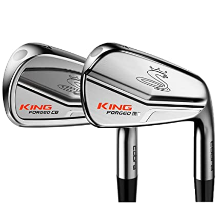 Amazon.com: Cobra King Pro cromado forjado CB (3 – 6)/MB (7 ...