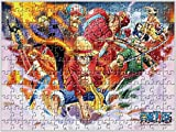 One Piece Anime 500p Jigsaw Puzzle Each Crew's Ability