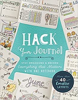 'Hack Your Journal' Book