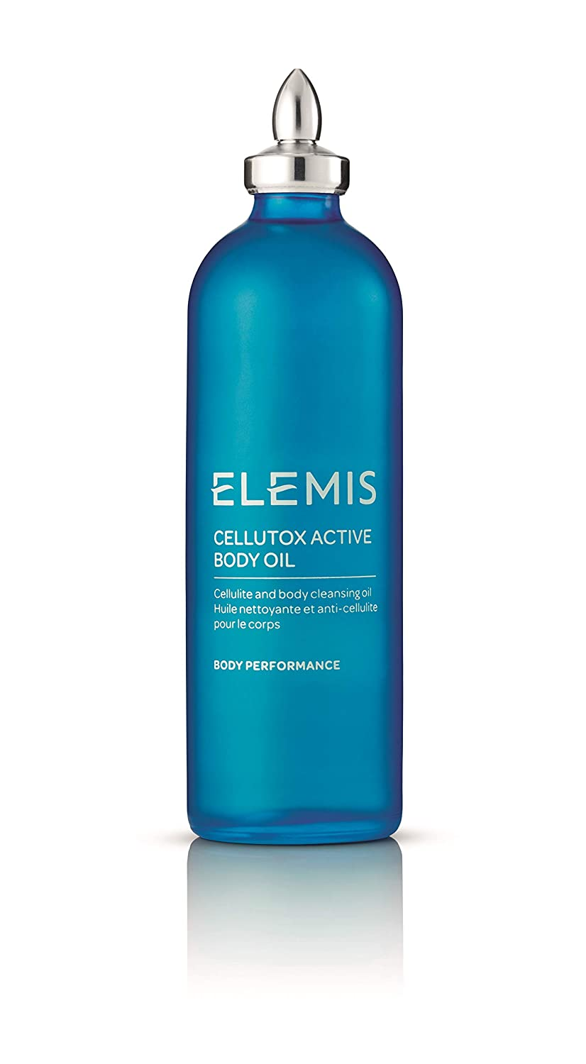 ELEMIS Cellutox Active Body Oil, Cellulite and Body Cleansing Oil, 3.3 Fl Oz