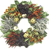 Herbal Medley Dried Herb Wreath [Kitchen]