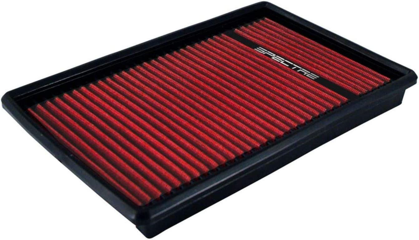 Spectre Engine Air Filter: High Performance, Premium, Washable, Replacement Filter: Fits Select 1985-2011 FORD/LINCOLN/MERCURY Vehicles (See Description for Fitment Information) SPE-HPR5056