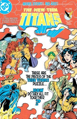 New Teen Titans (1984-1988) #15
