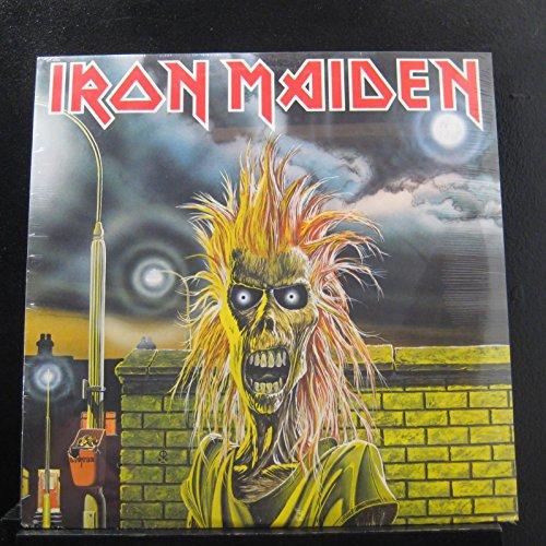 Iron Maiden First Album - 1