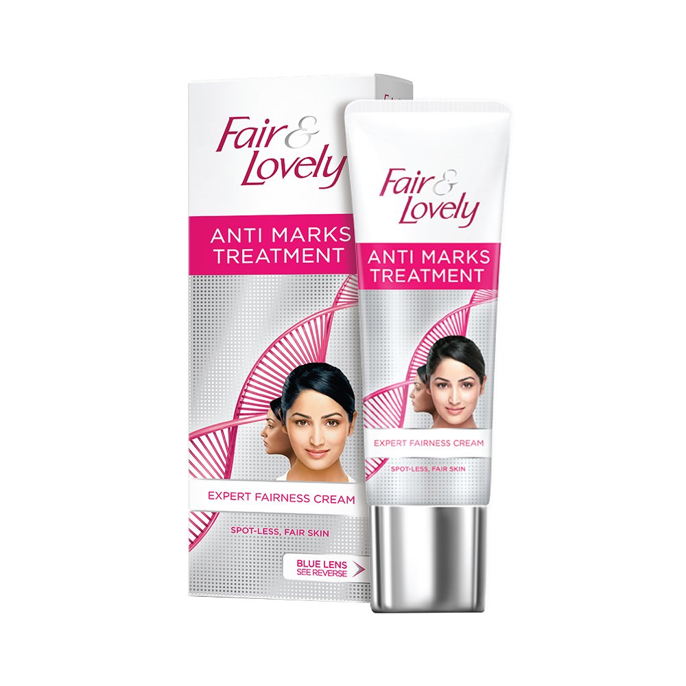 Fair Lovely Anti Marks Treatment Face Cream 40g Beauty Fairness Facial Foam