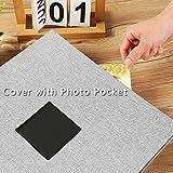 Vienrose Photo Album Self Adhesive 13x12.6 inches