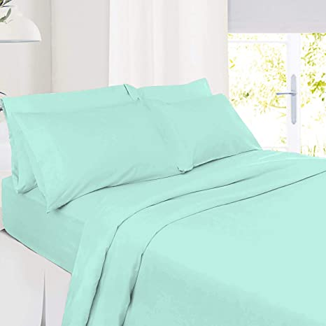 Details about  /Unique Fitted Sheet Set Extra Deep Pocket Egyptian Cotton All Color Twin XL Size