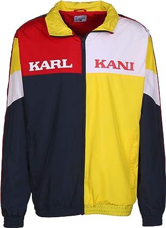 Karl Kani Retro Block Chaqueta de deporte: Amazon.es: Ropa y ...
