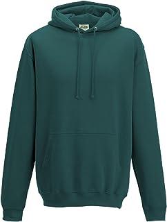 Just Hoods - Sweat-shirt à capuche -  Homme -  Vert - Jade - Large penship JH001 JAD L