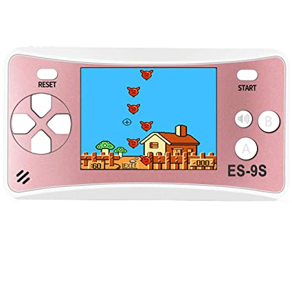 Game Consoles For Kids >> Amazon Com Great Boy Handheld Games Console For Kids With Built In