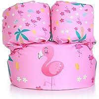 Ksnrang Schwimmflügel Schwimmweste für Kinder Kleinkinder von 2-6 Jahre, 15-30kg, Schwimmen Lernen Schwimmhilfe mit verschiedenen Designs für Jungen und Mädchen