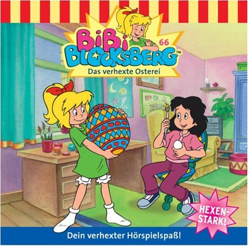 Bibi Blocksberg - Folge 66: Das verhexte Osterei