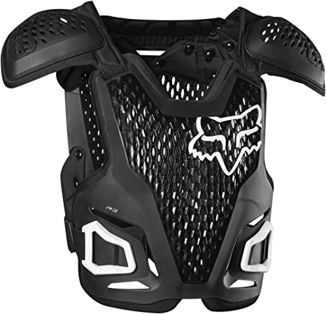 Amazon.com: Fox Racing R3 - Protector de pecho para ...
