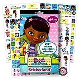 Doc McStuffins Stickers~Over 295 Doc McStuffins Fun Stickers~Great for Rewards & Party Favors