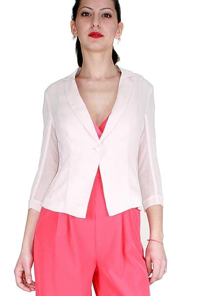 huge selection of 4e9f2 047cf Kocca Giacca LOLE Colore Rosa Cipria: Amazon.it: Abbigliamento