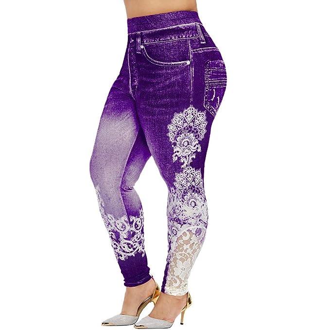 RYTEJFES Pantalones Mujer Pantalones De Yoga Delgados ...