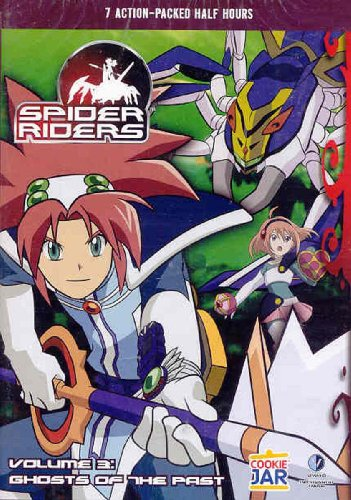 Spider Riders - Volume 3: Ghosts Of The Past